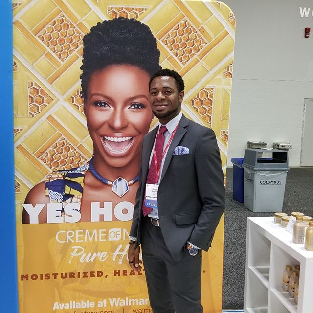 #YesHoney #HookedOnHoney #CremeOfNature #Ad #Walmart #WalmartAction